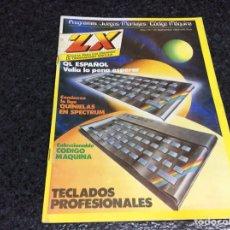 Coleccionismo de Revistas y Periódicos: REVISTA ZX Nº 22 USUARIOS ORDENADORES SINCLAR, AMSTRAD, MSX, SPECTRUM. Lote 125422155