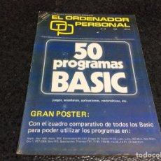 Coleccionismo de Revistas y Periódicos: REVISTA - OP ORDENADOR PERSONAL Nº 28 NÚMERO EXTRA AMSTRAD, MSX, SPECTRUM INFORMATICA AÑOS 80. Lote 125435003