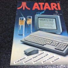 Coleccionismo de Revistas y Periódicos: REVISTA ATARI USER Nº 4 SINCLAR, AMSTRAD, MSX, SPECTRUM. Lote 125436567