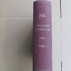 Coleccionismo de Revistas y Periódicos: ABC EDICIONES ESPECIALES 1968 TOMO I. Lote 125674339