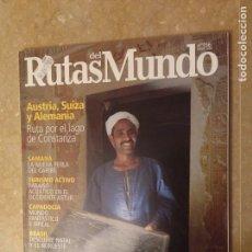 Coleccionismo de Revistas y Periódicos: RUTAS DEL MUNDO N 156 (ENERO 2004) EGIPTO. EL NILO DE LOS FARAONES. Lote 125974710