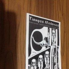Coleccionismo de Revistas y Periódicos: TIEMPOS MODERNOS 5. 1999. GRAPA. BUEN ESTADO. REVISTA. COMIC. CINE. MÚSICA. RARO. Lote 126207999
