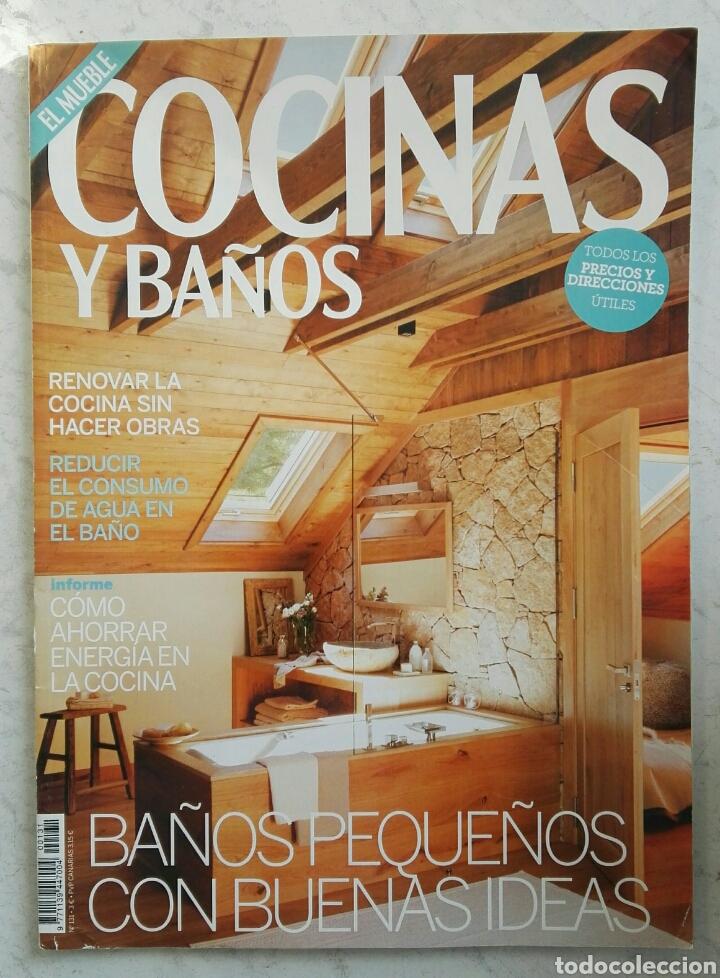 revista el mueble cocinas y baños n° 131 - Comprar Otras revistas y ...