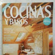Coleccionismo de Revistas y Periódicos: REVISTA EL MUEBLE COCINAS Y BAÑOS N° 131. Lote 126309856