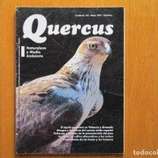 Coleccionismo de Revistas y Periódicos: REVISTA QUERCUS - CUADERNO 135 - MAYO 1997 - ÁGUILA PERDICERA. Lote 126495879