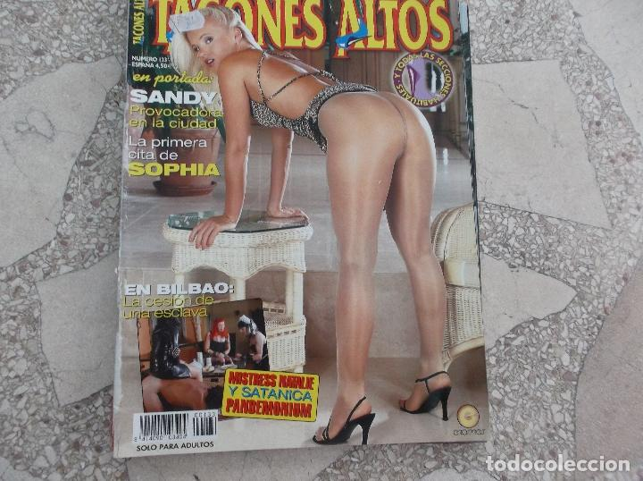 133Revista Tacones Altos Erotica Adultosen Solo Nº Para Español 8PnwOkX0