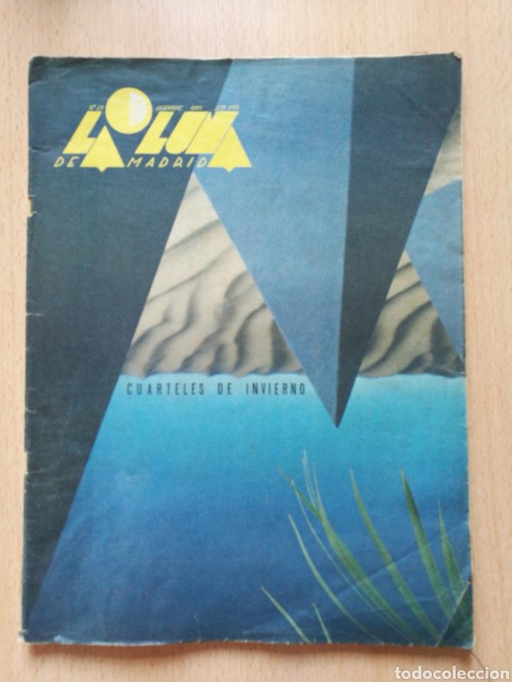 REVISTA LA LUNA DE MADRID N°23 DICIEMBRE 1985 (Coleccionismo - Revistas y Periódicos Modernos (a partir de 1.940) - Otros)