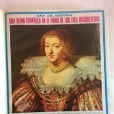 Coleccionismo de Revistas y Periódicos: COLECCIONABLE : ANA DE AUSTRIA Y MARIA TERESA DE AUSTRIA. Lote 127262051