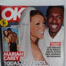 Coleccionismo de Revistas y Periódicos: OK REVISTA Nº 8 MAYO 2008.. Lote 127681315