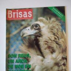 Coleccionismo de Revistas y Periódicos: REVISTA BRISAS 288 1992 SON REUS, UN ARCA DE NOE EN MALLORCA.ANTONI MARTORELL MUSICOLOGO. Lote 127817891