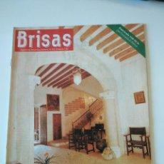 Coleccionismo de Revistas y Periódicos: REVISTA BRISAS Nº253 1992 POSADA SON REUS (LLUCMAJOR). JOAN FORCADES. Lote 127818651
