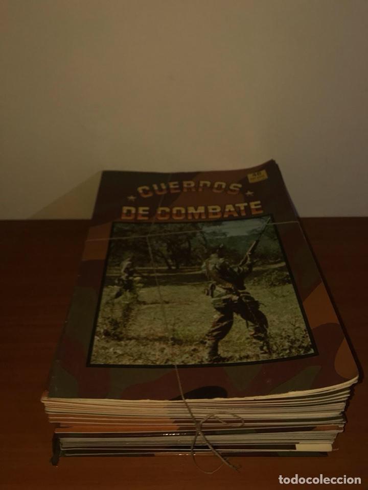 LOTE CUERPOS DE COMBATE (Coleccionismo - Revistas y Periódicos Modernos (a partir de 1.940) - Otros)