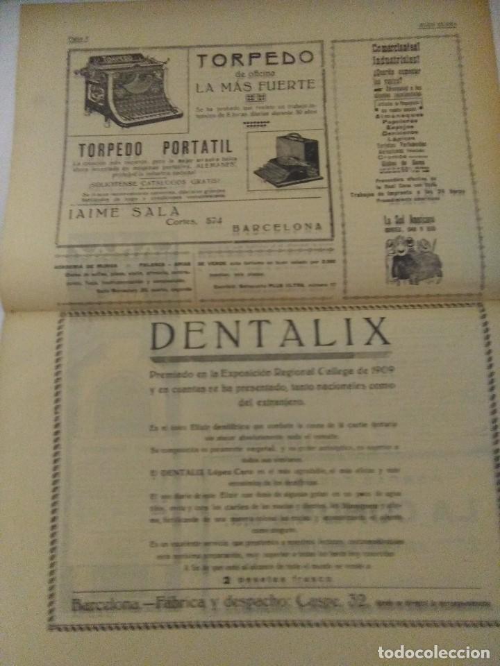 Coleccionismo de Revistas y Periódicos: PLUS ULTRA SEMANARIO INDEPENDENTE AÑO 1 N 8 1926 RARO - Foto 2 - 127992295