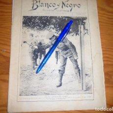 Coleccionismo de Revistas y Periódicos: RECORTE PRENSA : SARGENTO DE INFANTERIA EN CAMPAMENTO INGLES. BLANCO Y NEGRO, OCTBRE 1915. Lote 128097079