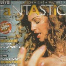 Coleccionismo de Revistas y Periódicos: FANTASTIC MAGAZINE 70. Lote 128142487