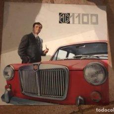 Coleccionismo de Revistas y Periódicos: CATALOGO MG 1100. Lote 128183451