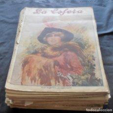 Coleccionismo de Revistas y Periódicos: 40 REVISTAS LA ESFERA CADA UNA A 5 EUROS. Lote 128229099