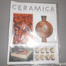 Coleccionismo de Revistas y Periódicos: CERAMICA AÑO 2004 Nº 92. Lote 128291795