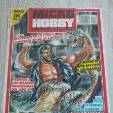 Coleccionismo de Revistas y Periódicos - Revista Microhobby 199 Spectrum Sinclair Micro Hobby - 128378664