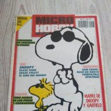 Coleccionismo de Revistas y Periódicos - Revista Microhobby 197 Spectrum Sinclair Micro Hobby - 128379008