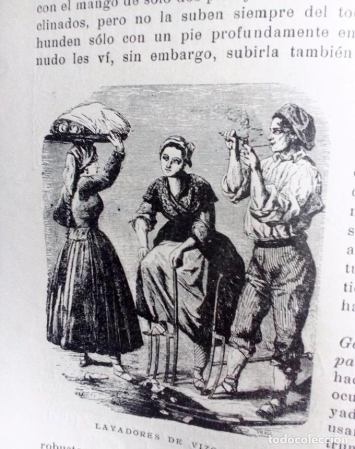 Coleccionismo de Revistas y Periódicos: EUSKALERRIAREN ALDE REVISTA DE CULTURA VASCA 1928 NÚMEROS 291 Y 292 (ABRIL Y MARZO). - Foto 3 - 128397147