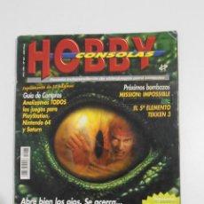 Coleccionismo de Revistas y Periódicos: REVISTA HOBBY CONSOLAS, Nº 83, TUROK 2, HOBBYCONSOLAS, VIDEOJUEGOS. Lote 128453643