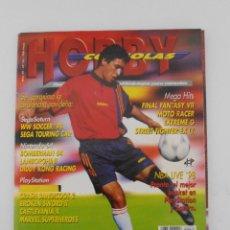 Coleccionismo de Revistas y Periódicos: REVISTA HOBBY CONSOLAS, Nº 74, FIFA MUNDIAL 98, HOBBYCONSOLAS, VIDEOJUEGOS. Lote 128454947