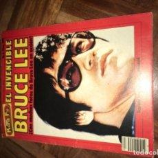 Coleccionismo de Revistas y Periódicos: EL INVENCIBLE BRUCE LEE SUPER KUNG FU Nº 6 - SUPLEMENTO. Lote 128477403