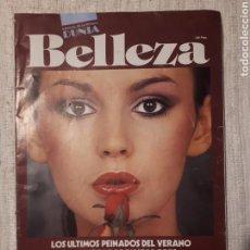 Coleccionismo de Revistas y Periódicos: BELLEZA. ESPECIAL DE LA REVISTA DUNIA. AÑOS 80.. Lote 128597875