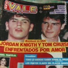 Coleccionismo de Revistas y Periódicos: NUEVO VALE Nº 609 TOM CRUISE ISABEL PANTOJA MARTA SANCHEZ 1991. Lote 128709035