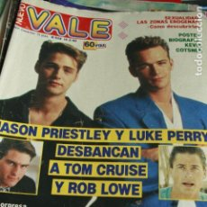 Coleccionismo de Revistas y Periódicos: NUEVO VALE Nº 658 TOM CRUISE DON JOHNSON KEVIN COSTNER 1992. Lote 128709443