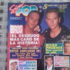 Coleccionismo de Revistas y Periódicos: REVISTA SÚPER POP N°. Lote 128715147