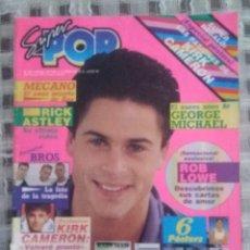 Coleccionismo de Revistas y Periódicos: REVISTA SÚPER POP N°. Lote 128715619