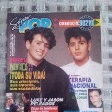 Coleccionismo de Revistas y Periódicos: REVISTA SÚPER POP N° . Lote 128715719