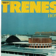 Coleccionismo de Revistas y Periódicos: REVISTA TRENES HOY SEPARATA AL Nº 16. Lote 128824439
