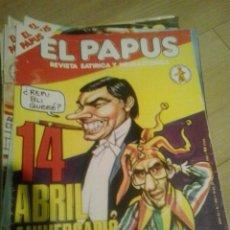 Coleccionismo de Revistas y Periódicos: EL PAPUS AÑO XI 11 1983 NÚMERO 466 EDICIONES AMAIKA 1983. Lote 128835623