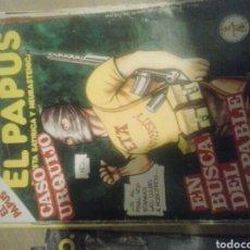 Coleccionismo de Revistas y Periódicos: EL PAPUS AÑO XI 11 1983 NÚMERO 478 EDICIONES AMAIKA 1983. Lote 128835796