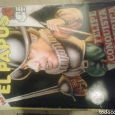 Coleccionismo de Revistas y Periódicos: EL PAPUS AÑO XI 11 1983 NÚMERO 475 EDICIONES AMAIKA 1983. Lote 128835822