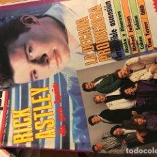 Coleccionismo de Revistas y Periódicos: EL GRAN MUSICAL-MARZO 1988- RICK ASTLEY-DECADA PRODIGIOSA-ALASKA-MICHAEL JACKSON-SABINA-TINA TURNER. Lote 128910527