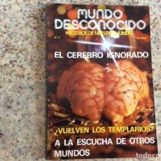 Coleccionismo de Revistas y Periódicos: MUNDO DESCONOCIDO REVISTA N.7. Lote 129020183