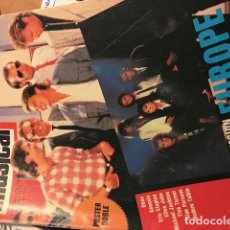 Coleccionismo de Revistas y Periódicos: EL GRAN MUSICAL- FEBR- 1987- GENESIS- OBUS- MODERN TOLKING- TINA TURNER- ELTON JOHN-ERIC CLAPTON-. Lote 129069223