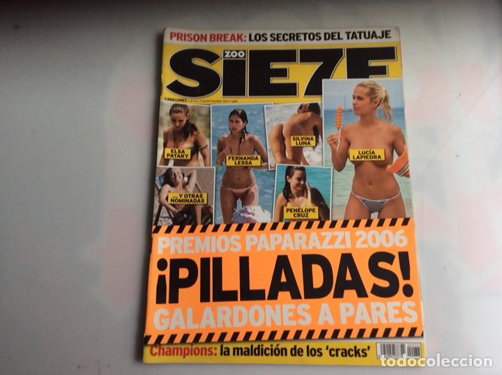 ZOO SIETE Nº 76 SEPTIEMBRE 2006 - REPORTAJES, CHICAS, DEPORTE, (Coleccionismo - Revistas y Periódicos Modernos (a partir de 1.940) - Otros)