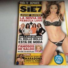 Coleccionismo de Revistas y Periódicos: ZOO SIETE Nº 41 ENERO 2006 - REPORTAJES, CHICAS, DEPORTE,. Lote 27175072