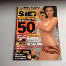 Coleccionismo de Revistas y Periódicos: ZOO SIETE Nº 45 FEBRERO 2006 - REPORTAJES, CHICAS, DEPORTE, DEL AÑO. Lote 27175209