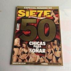 Coleccionismo de Revistas y Periódicos: ZOO SIETE Nº 50 MARZO 2006 - REPORTAJES, CHICAS, DEPORTE,. Lote 27175435