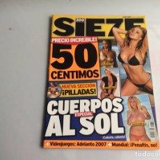 Coleccionismo de Revistas y Periódicos: ZOO SIETE Nº 65 JULIO 2006 - REPORTAJES, CHICAS, DEPORTE,. Lote 27175783