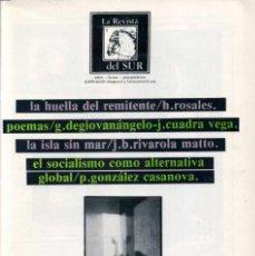 Coleccionismo de Revistas y Periódicos: LA REVISTA DEL SUR / PUBLICACIÓN URUGUAYA Y LATINOAMERICANA / EDITADA EN SUECIA (AÑO VI - NÚM. 23). Lote 129376899