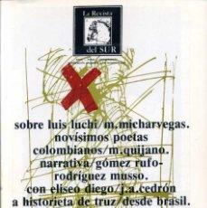 Coleccionismo de Revistas y Periódicos: LA REVISTA DEL SUR / PUBLICACIÓN URUGUAYA Y LATINOAMERICANA / EDITADA EN SUECIA (AÑO V - NÚM. 19). Lote 129377491