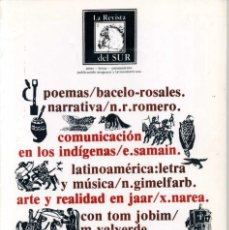 Coleccionismo de Revistas y Periódicos: LA REVISTA DEL SUR / PUBLICACIÓN URUGUAYA Y LATINOAMERICANA / EDITADA EN SUECIA (AÑO IV - NÚM. 17). Lote 129377619