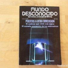 Coleccionismo de Revistas y Periódicos: MUNDO DESCONOCIDO REVISTA N.56. Lote 129385419